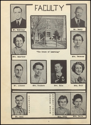 Page 8, 1949 Edition, Gem Consolidated School - Gems Yearbook (Colby, KS) online yearbook collection