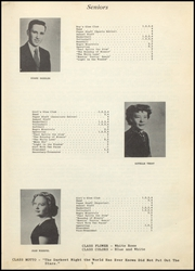 Page 13, 1950 Edition, Gem Consolidated School - Gems Yearbook (Colby, KS) online yearbook collection