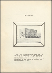 Page 6, 1950 Edition, Gem Consolidated School - Gems Yearbook (Colby, KS) online yearbook collection