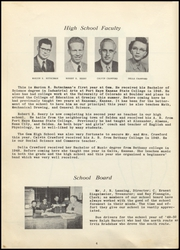 Page 8, 1950 Edition, Gem Consolidated School - Gems Yearbook (Colby, KS) online yearbook collection