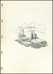 Page 3, 1952 Edition, Gem Consolidated School - Gems Yearbook (Colby, KS) online yearbook collection