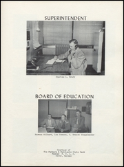 Page 9, 1959 Edition, Gem Consolidated School - Gems Yearbook (Colby, KS) online yearbook collection