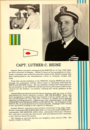 Page 11, 1958 Edition, Boston (CAG 1) - Naval Cruise Book online yearbook collection