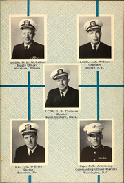 Page 17, 1958 Edition, Boston (CAG 1) - Naval Cruise Book online yearbook collection