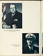Page 10, 1964 Edition, Boston (CAG 1) - Naval Cruise Book online yearbook collection