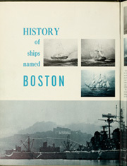 Page 6, 1964 Edition, Boston (CAG 1) - Naval Cruise Book online yearbook collection