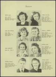 Page 10, 1944 Edition, Crawford Community High School - Bulldog Yearbook (Arma, KS) online yearbook collection