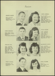 Page 12, 1944 Edition, Crawford Community High School - Bulldog Yearbook (Arma, KS) online yearbook collection