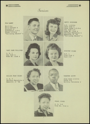 Page 13, 1944 Edition, Crawford Community High School - Bulldog Yearbook (Arma, KS) online yearbook collection