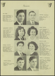 Page 9, 1944 Edition, Crawford Community High School - Bulldog Yearbook (Arma, KS) online yearbook collection