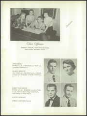 Page 12, 1956 Edition, Crawford Community High School - Bulldog Yearbook (Arma, KS) online yearbook collection