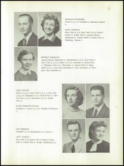 Page 13, 1956 Edition, Crawford Community High School - Bulldog Yearbook (Arma, KS) online yearbook collection
