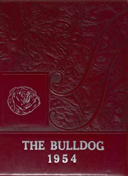1954 Edition, Englewood High School - Bulldog Yearbook (Englewood, KS)