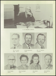 Page 11, 1954 Edition, Englewood High School - Bulldog Yearbook (Englewood, KS) online yearbook collection