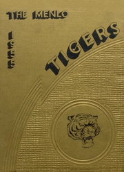 Page 1, 1955 Edition, Menlo High School - Tiger Yearbook (Menlo, KS) online yearbook collection