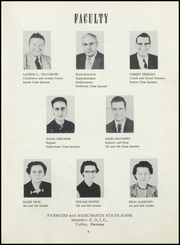Page 15, 1955 Edition, Menlo High School - Tiger Yearbook (Menlo, KS) online yearbook collection
