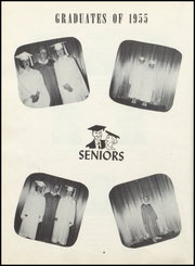 Page 16, 1955 Edition, Menlo High School - Tiger Yearbook (Menlo, KS) online yearbook collection