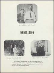 Page 7, 1955 Edition, Menlo High School - Tiger Yearbook (Menlo, KS) online yearbook collection