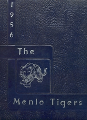 Page 1, 1956 Edition, Menlo High School - Tiger Yearbook (Menlo, KS) online yearbook collection