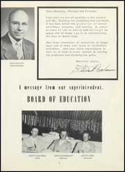 Page 11, 1956 Edition, Menlo High School - Tiger Yearbook (Menlo, KS) online yearbook collection