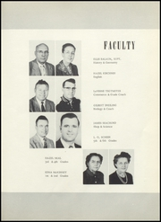 Page 15, 1956 Edition, Menlo High School - Tiger Yearbook (Menlo, KS) online yearbook collection