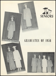 Page 8, 1956 Edition, Menlo High School - Tiger Yearbook (Menlo, KS) online yearbook collection