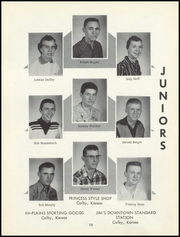 Page 12, 1958 Edition, Menlo High School - Tiger Yearbook (Menlo, KS) online yearbook collection