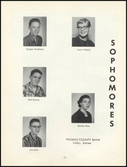 Page 13, 1958 Edition, Menlo High School - Tiger Yearbook (Menlo, KS) online yearbook collection