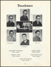 Page 14, 1958 Edition, Menlo High School - Tiger Yearbook (Menlo, KS) online yearbook collection