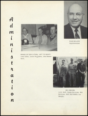Page 3, 1958 Edition, Menlo High School - Tiger Yearbook (Menlo, KS) online yearbook collection