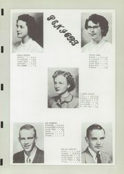 Page 13, 1953 Edition, Lovewell High School - Bulldog Yearbook (Lovewell, KS) online yearbook collection