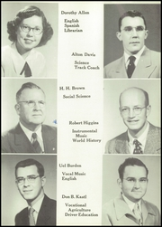 Page 13, 1951 Edition, Peabody High School - Warrior Yearbook (Peabody, KS) online yearbook collection