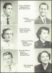 Page 15, 1951 Edition, Peabody High School - Warrior Yearbook (Peabody, KS) online yearbook collection
