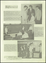 Page 13, 1959 Edition, Tipton High School - Dawn Yearbook (Tipton, KS) online yearbook collection
