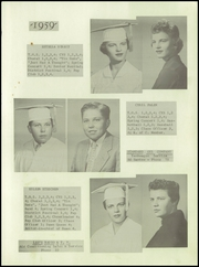 Page 9, 1959 Edition, Tipton High School - Dawn Yearbook (Tipton, KS) online yearbook collection