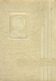 Page 1, 1941 Edition, Capitol Catholic High School - Shamrock Yearbook (Topeka, KS) online yearbook collection