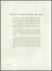 Page 12, 1941 Edition, Capitol Catholic High School - Shamrock Yearbook (Topeka, KS) online yearbook collection