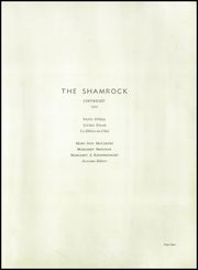 Page 5, 1941 Edition, Capitol Catholic High School - Shamrock Yearbook (Topeka, KS) online yearbook collection
