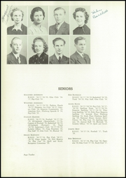 Page 14, 1939 Edition, Topeka Catholic High School - Shamrock Yearbook (Topeka, KS) online yearbook collection