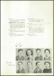 Page 15, 1939 Edition, Topeka Catholic High School - Shamrock Yearbook (Topeka, KS) online yearbook collection