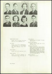 Page 16, 1939 Edition, Topeka Catholic High School - Shamrock Yearbook (Topeka, KS) online yearbook collection