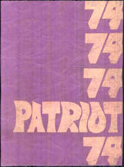 Page 1, 1974 Edition, Eisenhower Middle School - Patriot Yearbook (Kansas City, KS) online yearbook collection