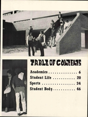 Page 7, 1974 Edition, Eisenhower Middle School - Patriot Yearbook (Kansas City, KS) online yearbook collection