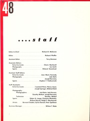 Page 8, 1948 Edition, University of Detroit - Tower Yearbook (Detroit, MI) online yearbook collection