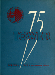 Page 1, 1952 Edition, University of Detroit - Tower Yearbook (Detroit, MI) online yearbook collection