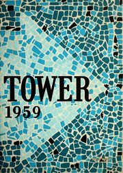 1959 Edition, University of Detroit - Tower Yearbook (Detroit, MI)