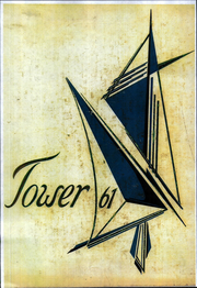 1961 Edition, University of Detroit - Tower Yearbook (Detroit, MI)