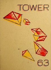 1963 Edition, University of Detroit - Tower Yearbook (Detroit, MI)