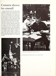 Page 9, 1965 Edition, University of Detroit - Tower Yearbook (Detroit, MI) online yearbook collection