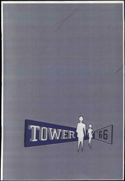 1966 Edition, University of Detroit - Tower Yearbook (Detroit, MI)